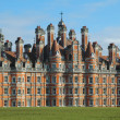 Royal Holloway building — Stock Photo