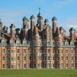 Royal Holloway building — Stock Photo #2070983