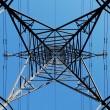 Power tower — Stock Photo