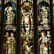 Stained glass window — Stockfoto #2072312