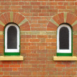 Stock Photo: Arched windows