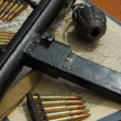 WW2 weapons — Stock Photo #2104113