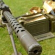 Machine gun — Stock Photo #2104129