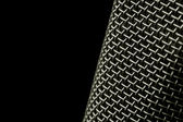 Microphone mesh — Stock Photo