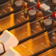 Soundboard — Stock Photo