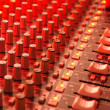 Soundboard - Stock Photo