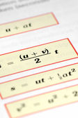 Equations — Stock Photo