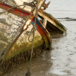 Boat wreck — Stock Photo