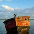Boat wreck — Stock Photo #2182521