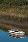 Motorboat — Stock Photo