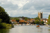 Henley-on-thames — 图库照片
