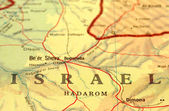 以色列 — 图库照片