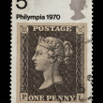 ������, ������: Penny Black