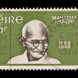 Mahatma gandhi — Stock Photo