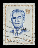 Shah of Iran — Stock Photo