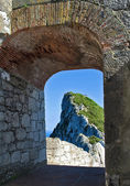 Rock of Gibraltar — Stock Photo