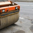 Steamroller - Stock Photo