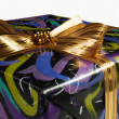 Royalty-Free Stock Photo: Wrapped gift