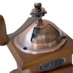 Vintage coffee grinder — Stock Photo #2033993