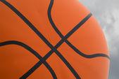 Big basketball — Stock Photo