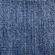 Broken twill textile texture - Stock Photo