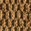 Rough rattan texture — Stock Photo