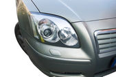 Front part of the car — Stock Photo