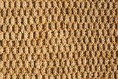 Texture of rough rattan — Stock Photo