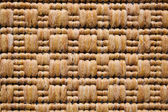 Brown carpet texture — Stock Photo