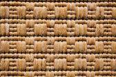 Brown carpet texture — Stock Photo