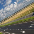 Motorway tilt view — Stock Photo