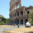 Colosseum roma - Stock Photo
