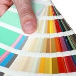 Color palette — Stock Photo #2047037
