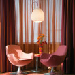 Elegant and luxury living room interior. — Stock Photo