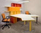 Elegant and luxury office interior. — Stock Photo