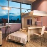 Elegant child room interior design. — Stock Photo #2115171