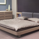 Elegant bedroom interior design — Stock Photo