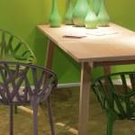 Elegant kitchen interior design — Stock Photo