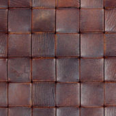 Leather close up. — Stock Photo