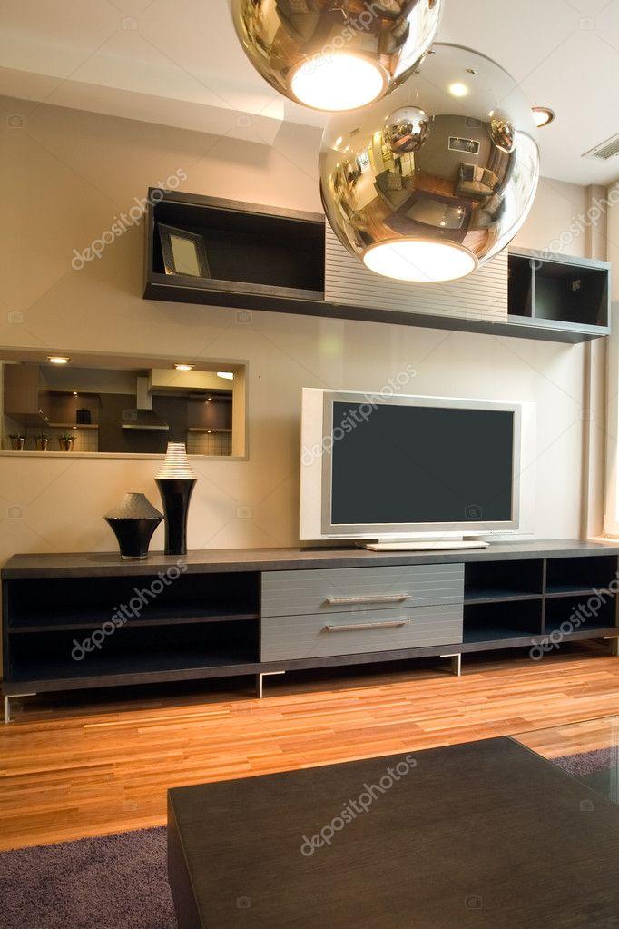 Elegant Living Room Interior Design Stock Photo Angel Vasilev77 2115238