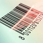 Barcode reading — Stock Photo