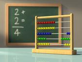 Simple mathematics — Stock Photo