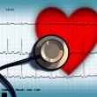 Heart health — Stockfoto