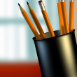 Royalty-Free Stock Photo: Pencil holder