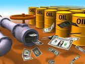Energy cost — Stock Photo