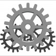 Stock Vector: Gear