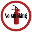 No smoking — Stock Vector #2237830