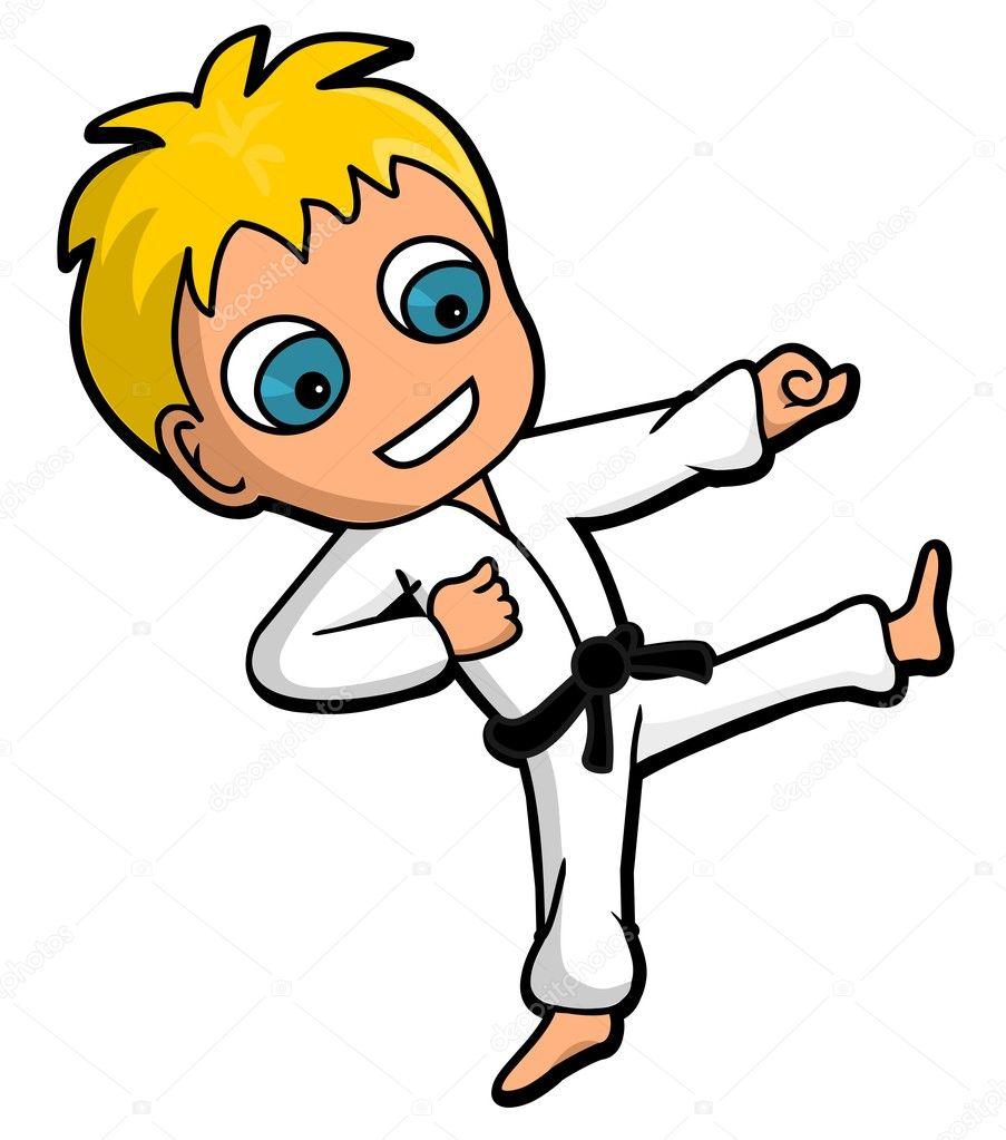 karate kid page 2 karate kid page 3 karate kidBlack Karate Cartoon