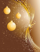 Beauty Christmas decoration — Stock Photo