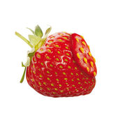 Repaired strawberry — Stock Photo